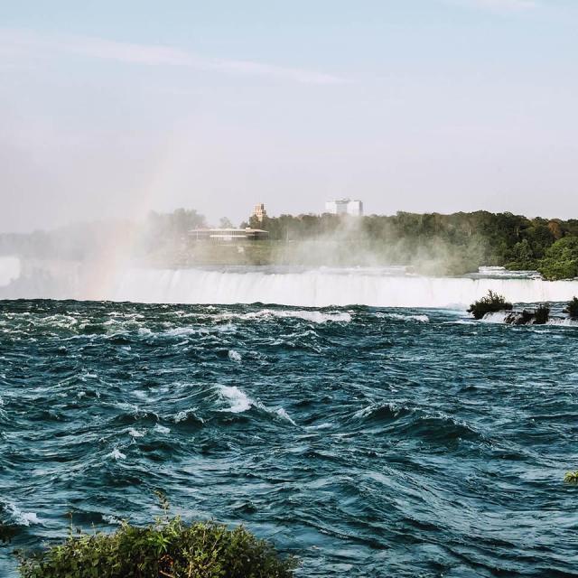 Excursion de deux jours aux chutes du Niagara
