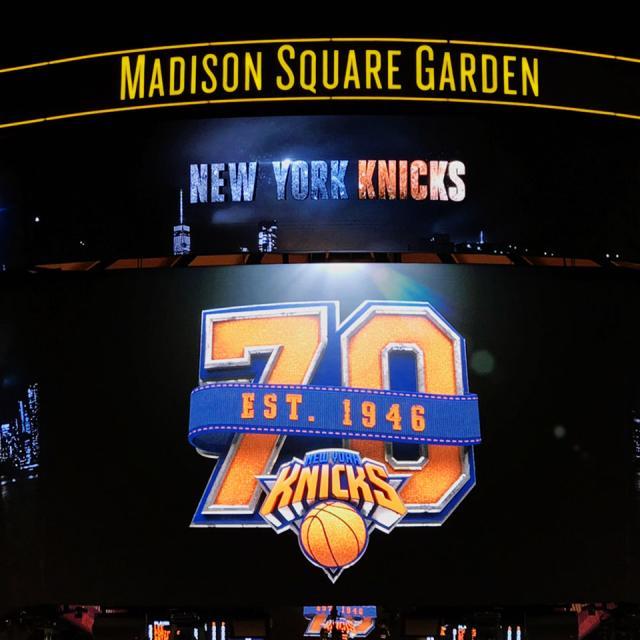 Tickets pour les Knicks de New York avec guide de l'équipe