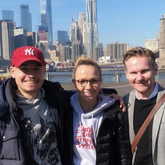 Les personnes derrière Loving New York