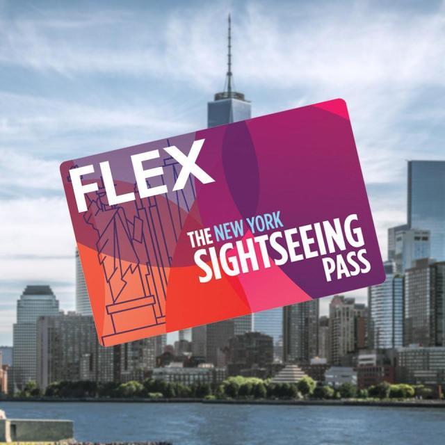 New York Sightseeing Flex Pass : expériences, attractions et réductions